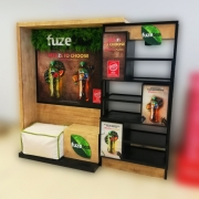 FUZE STAND