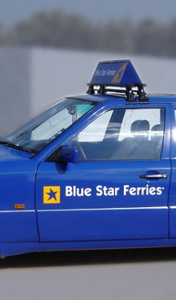 blue-star-car